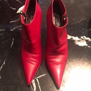 Shoes - Authentic Michel Perry Booties